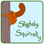 Slightly Squirrelly site button